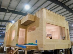 Modular home manufacturer hitting its stride - Conquest