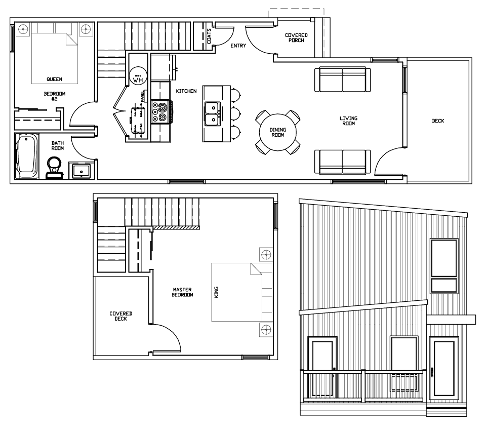 Elder floor plan