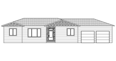 Hazel floor plan